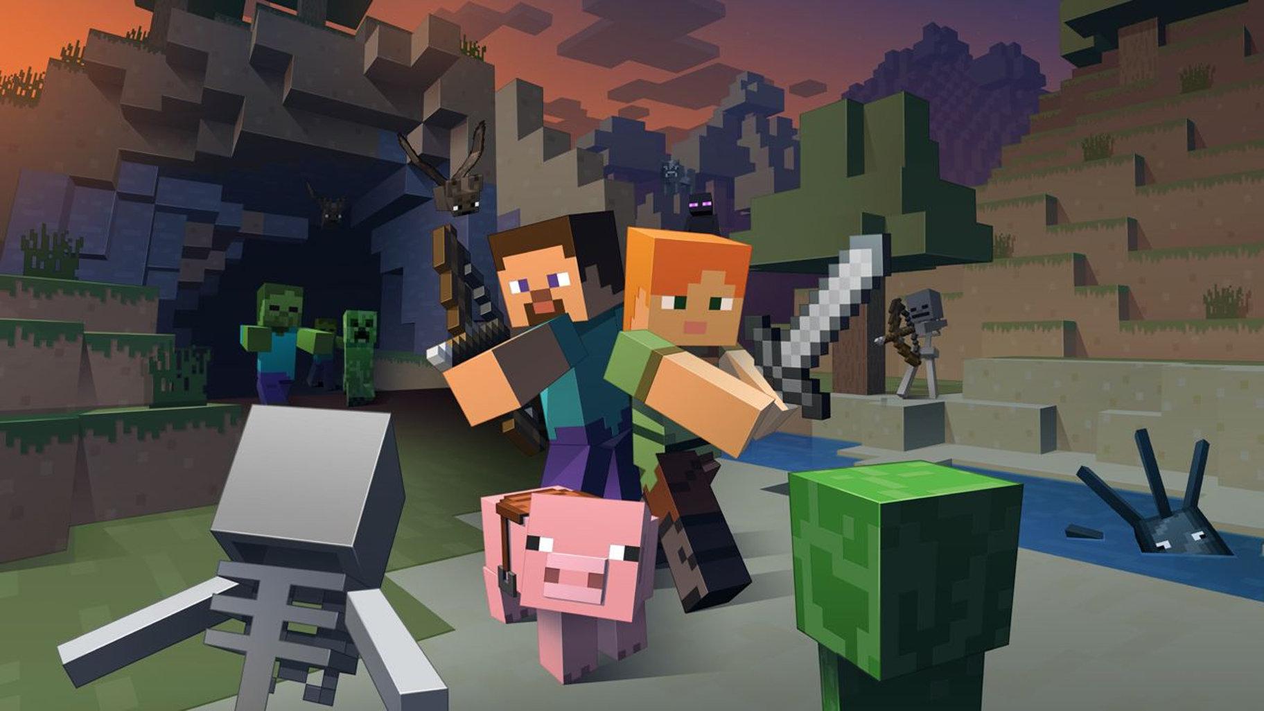 Ähnliche Spiele Wie Minecraft SandboxGames Zum Austoben - Minecraft spiele selber bauen