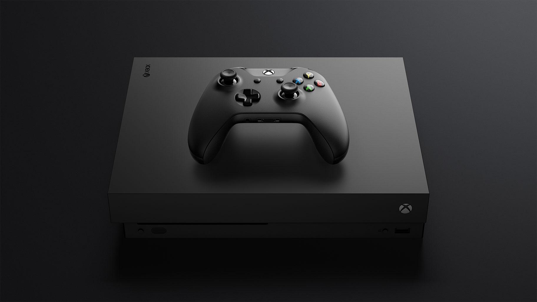 Xbox One X Für Diese 8 Spiele Lohnt Sich Der Kauf