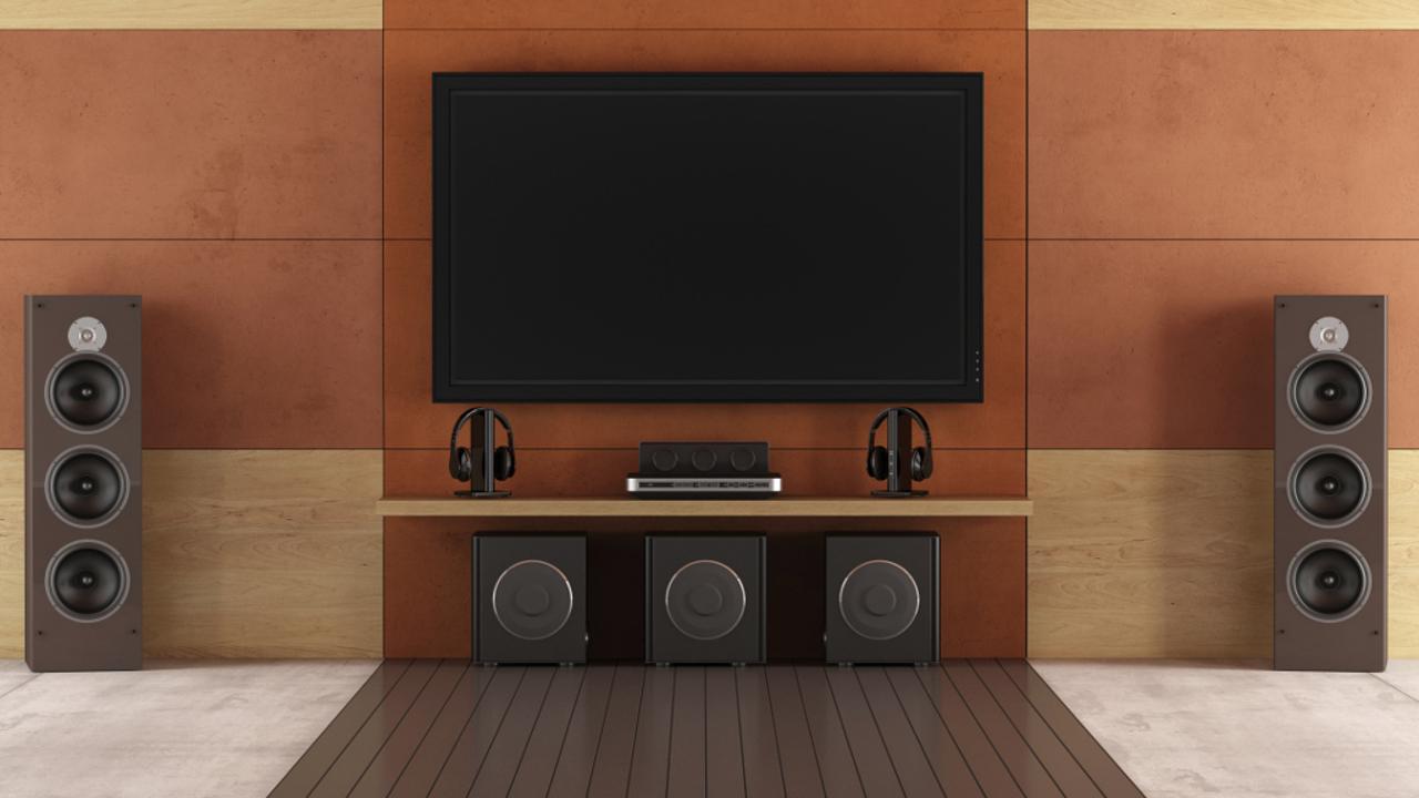 Fantastisch ... Wohnzimmer Audio Wand By Soundsystem Wohnzimmer Soundanlage Wohnzimmer  Bnbnews Co ...