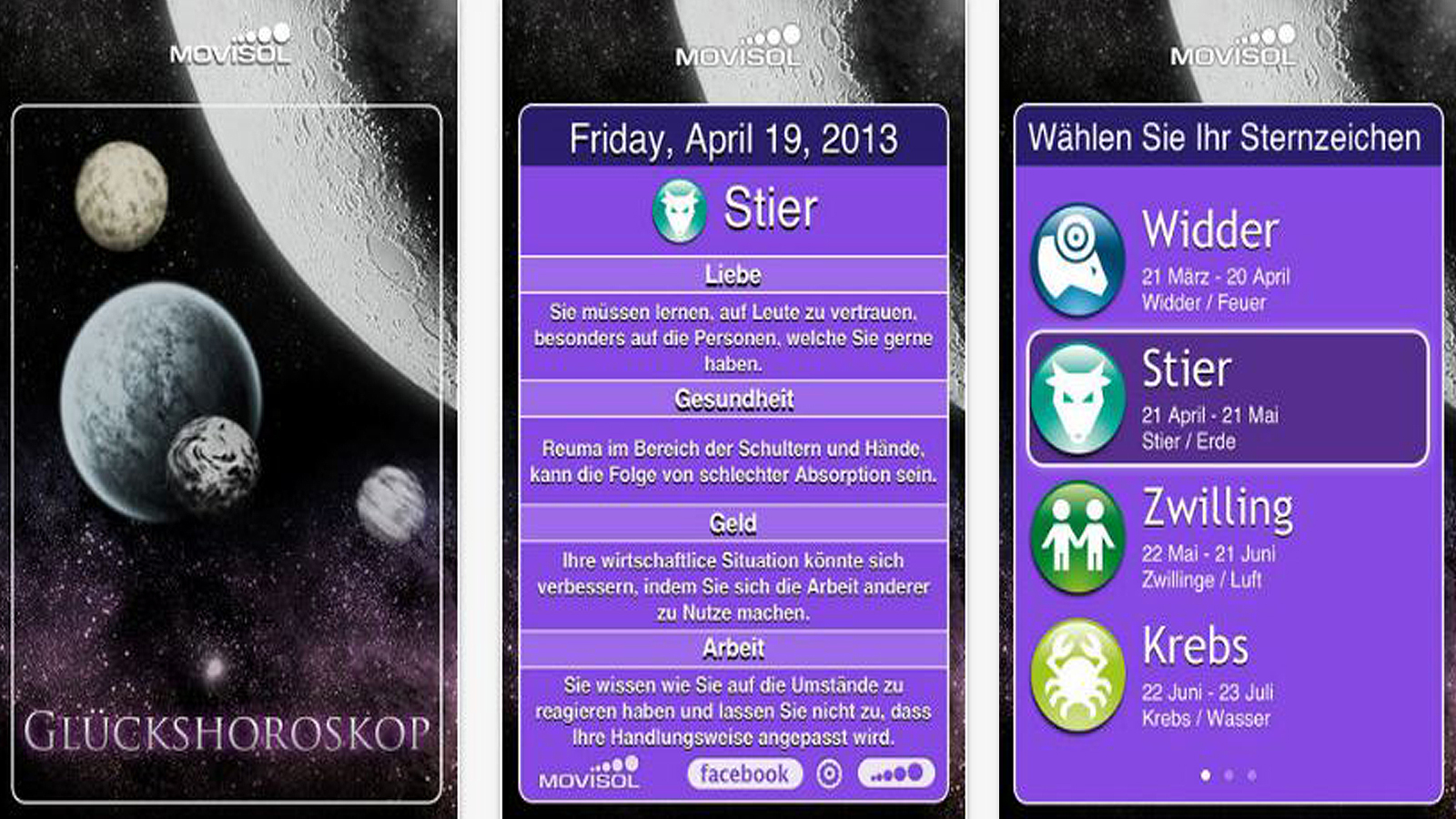 Mit diesen 7 Horoskop-Apps schaust Du dem Schicksal in die Karten