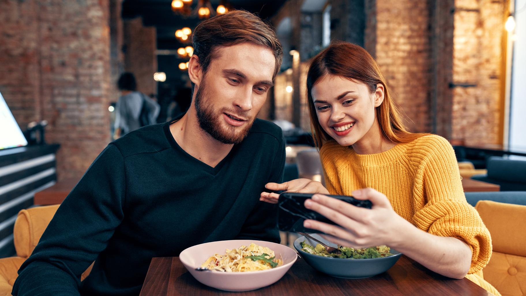 Dating-Website Geisterschreiber