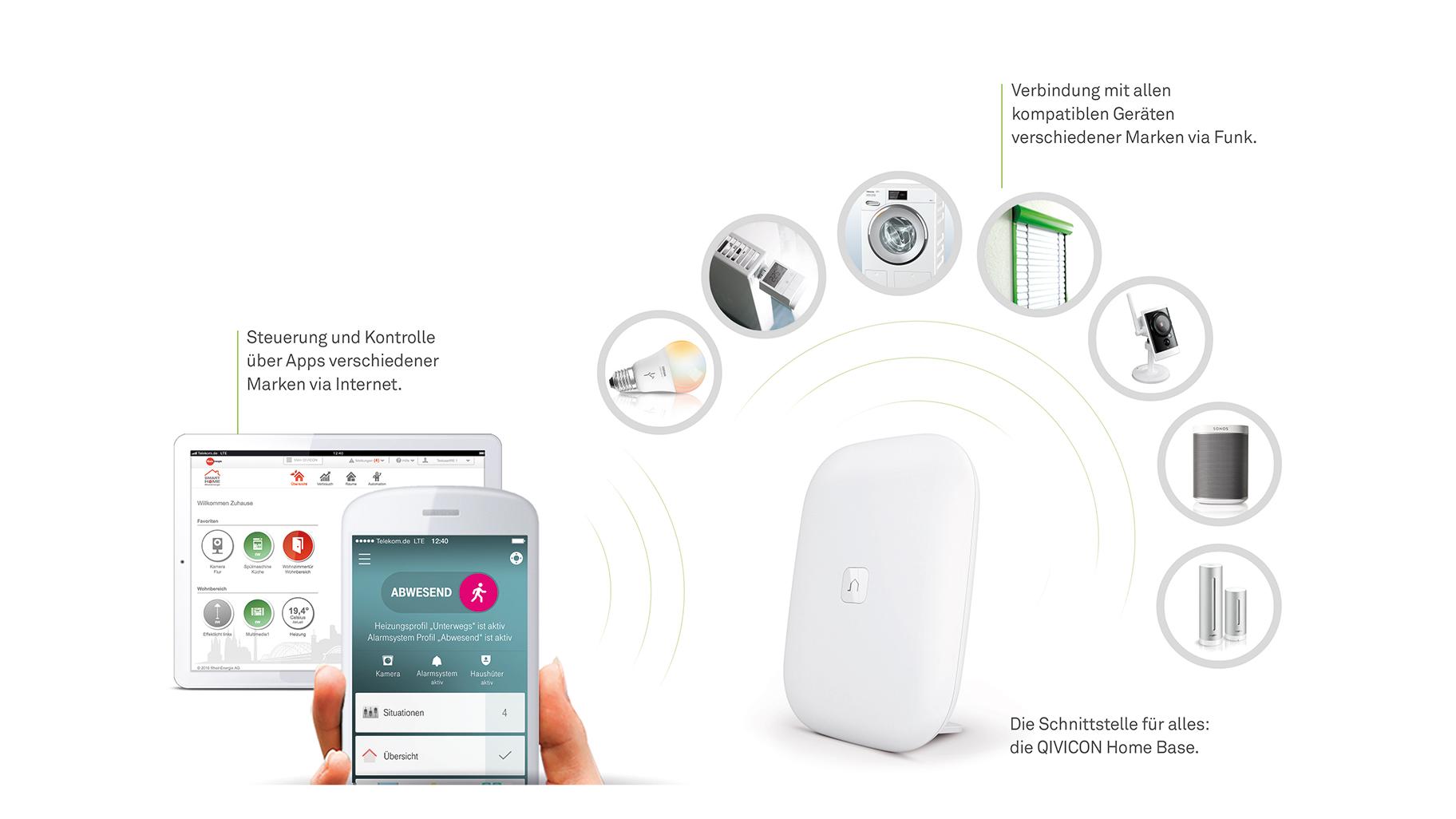 qivicon: das kann die smart-home-plattform der telekom