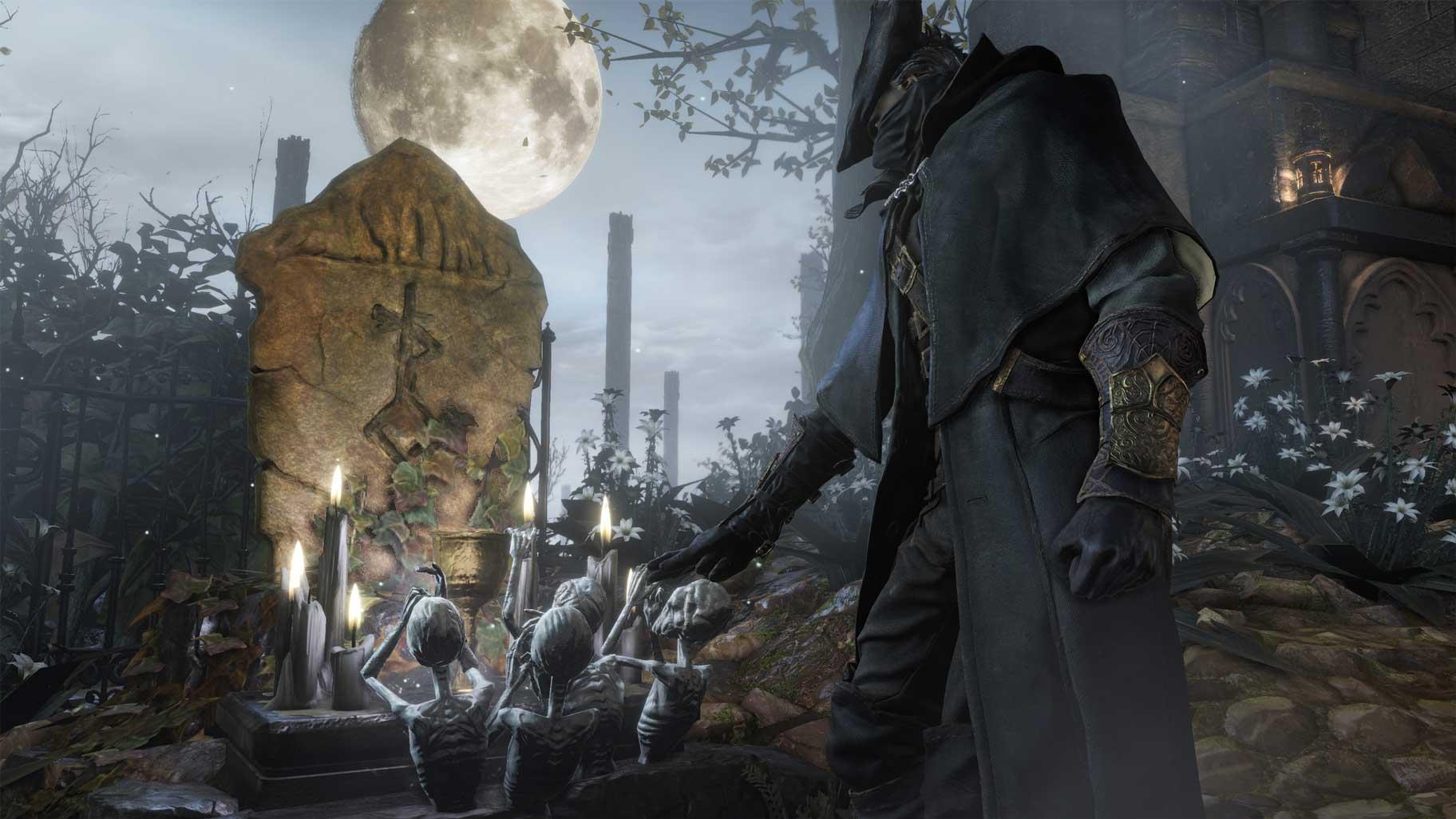 """PS-Plus-Spiel """"Bloodborne"""": Tipps & Grundlagen zum PS4-Klassiker"""
