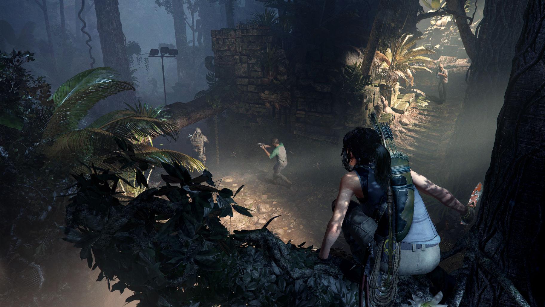 Shadow Of The Tomb Raider Im Test Ein Schattiger Abschied