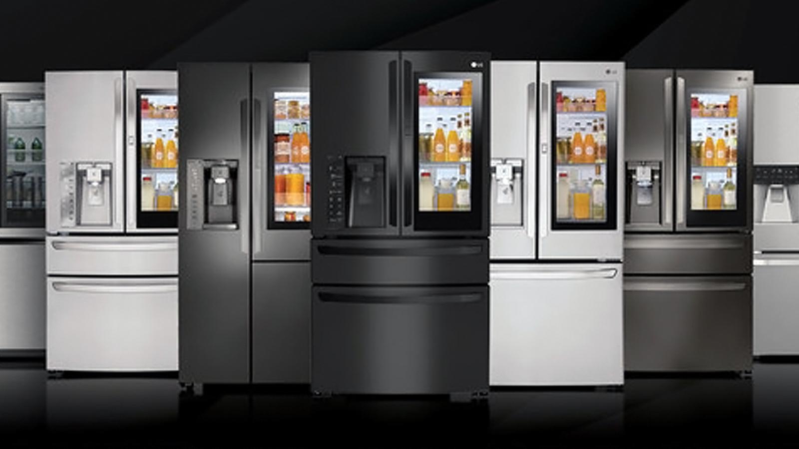 Kühlschrank Lg : Lg erweitert instaview kühlschrank linie