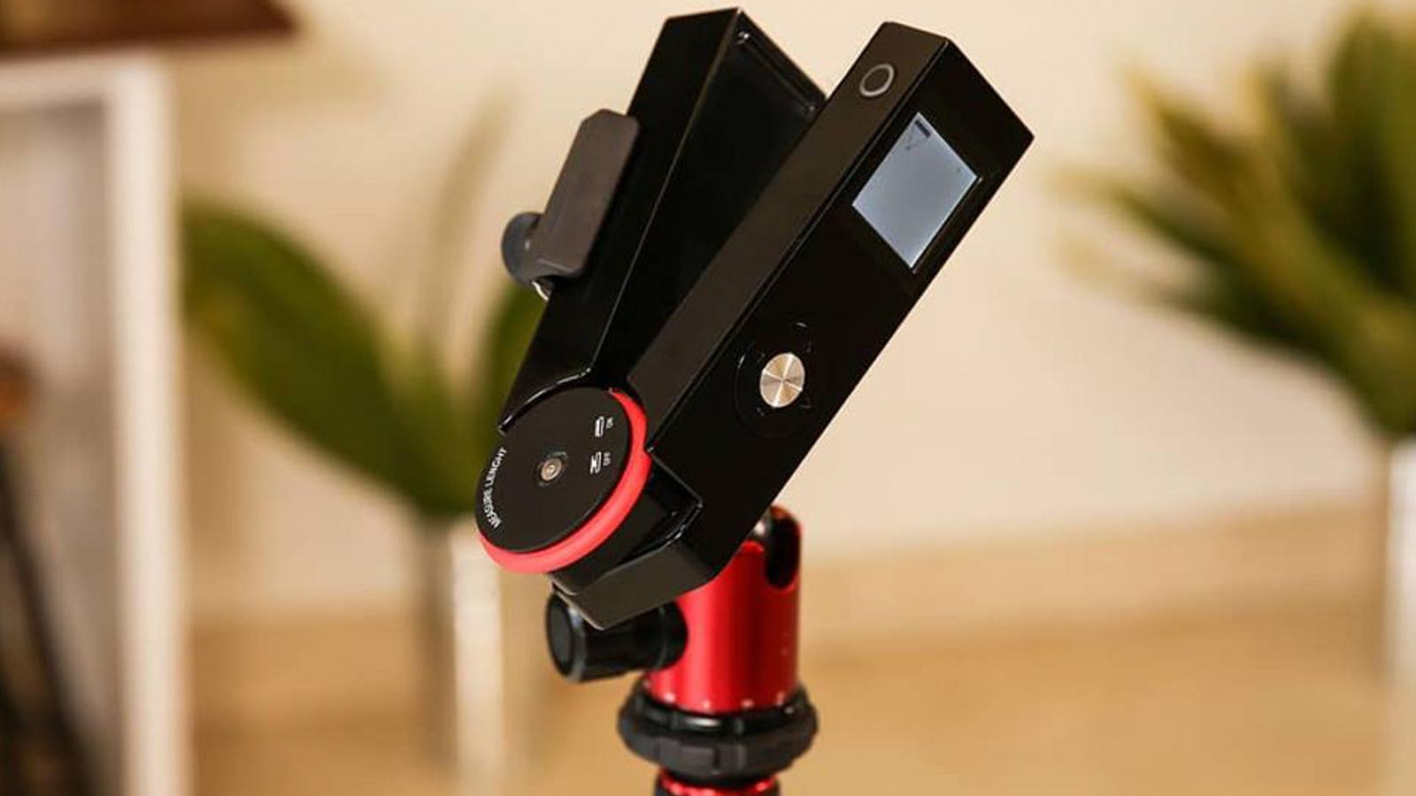 Laser Entfernungsmesser Mit Stativ : Innovativer laser entfernungsmesser nimmt aus der weite präzise maß
