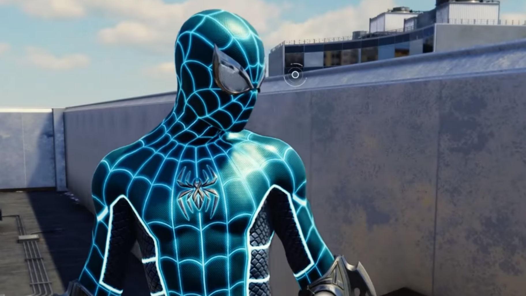 Spiderman PS4: Alle Anzüge, Anzugkräfte & wie Du sie