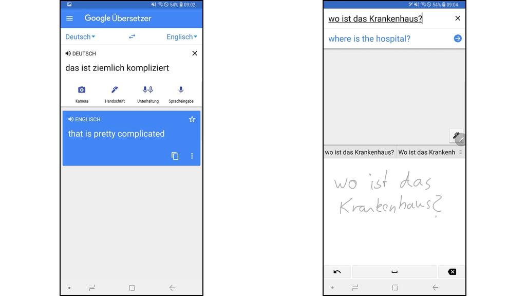 übersetzer englisch deutsch kostenlos