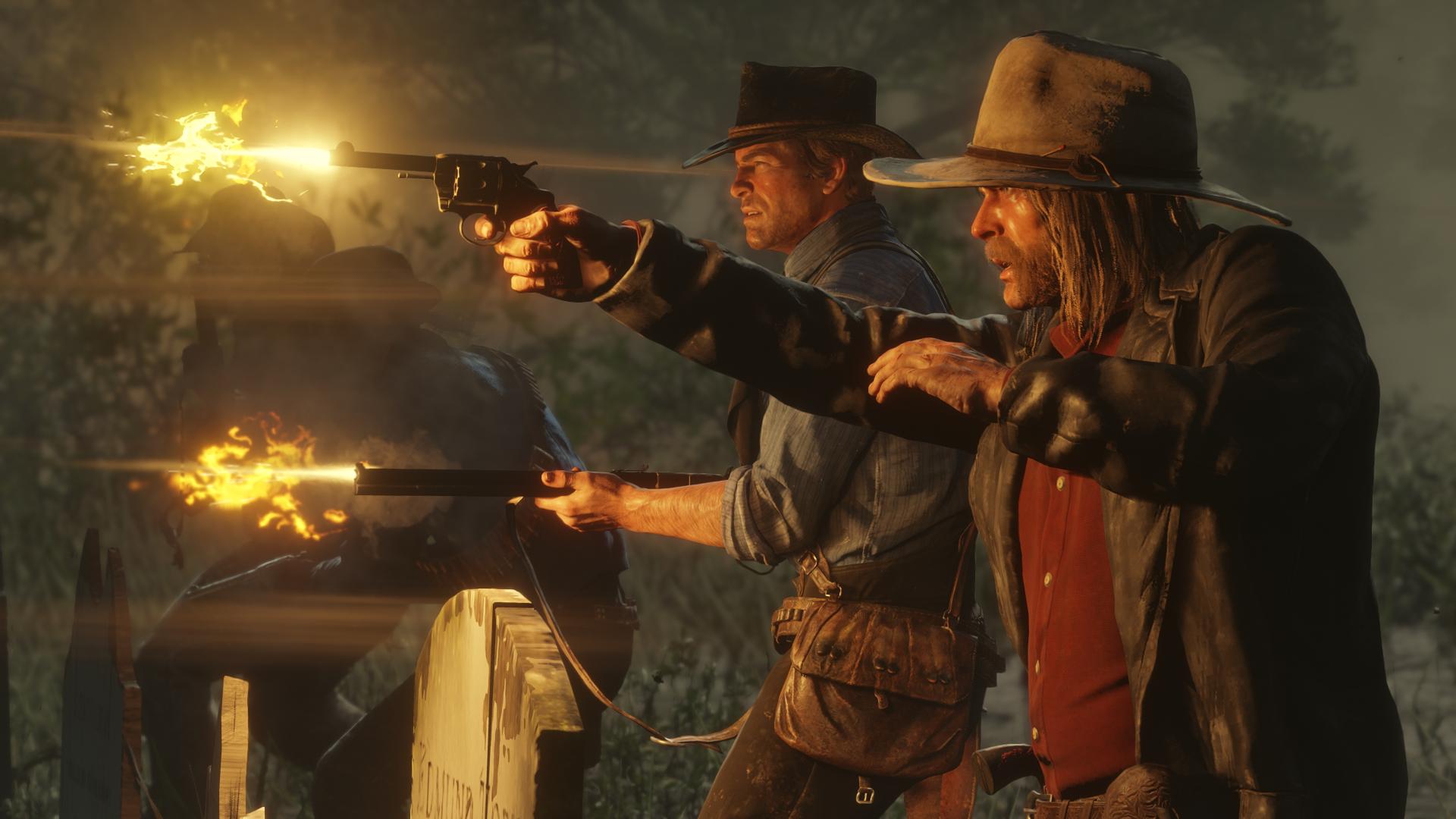 """""""Red Dead Redemption 2"""": PC- & Xbox-One-X-Version im Videovergleich"""