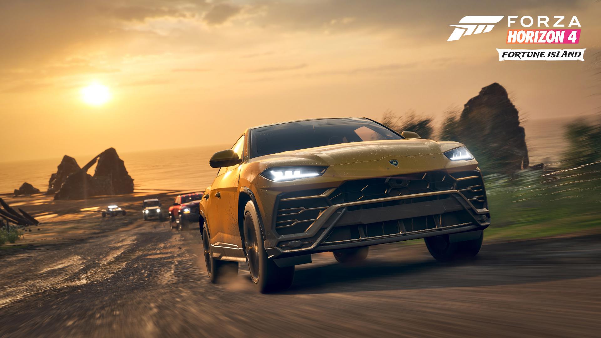 Forza Horizon 4 Fortune Island – Schatzsuche: Alle Rätsel