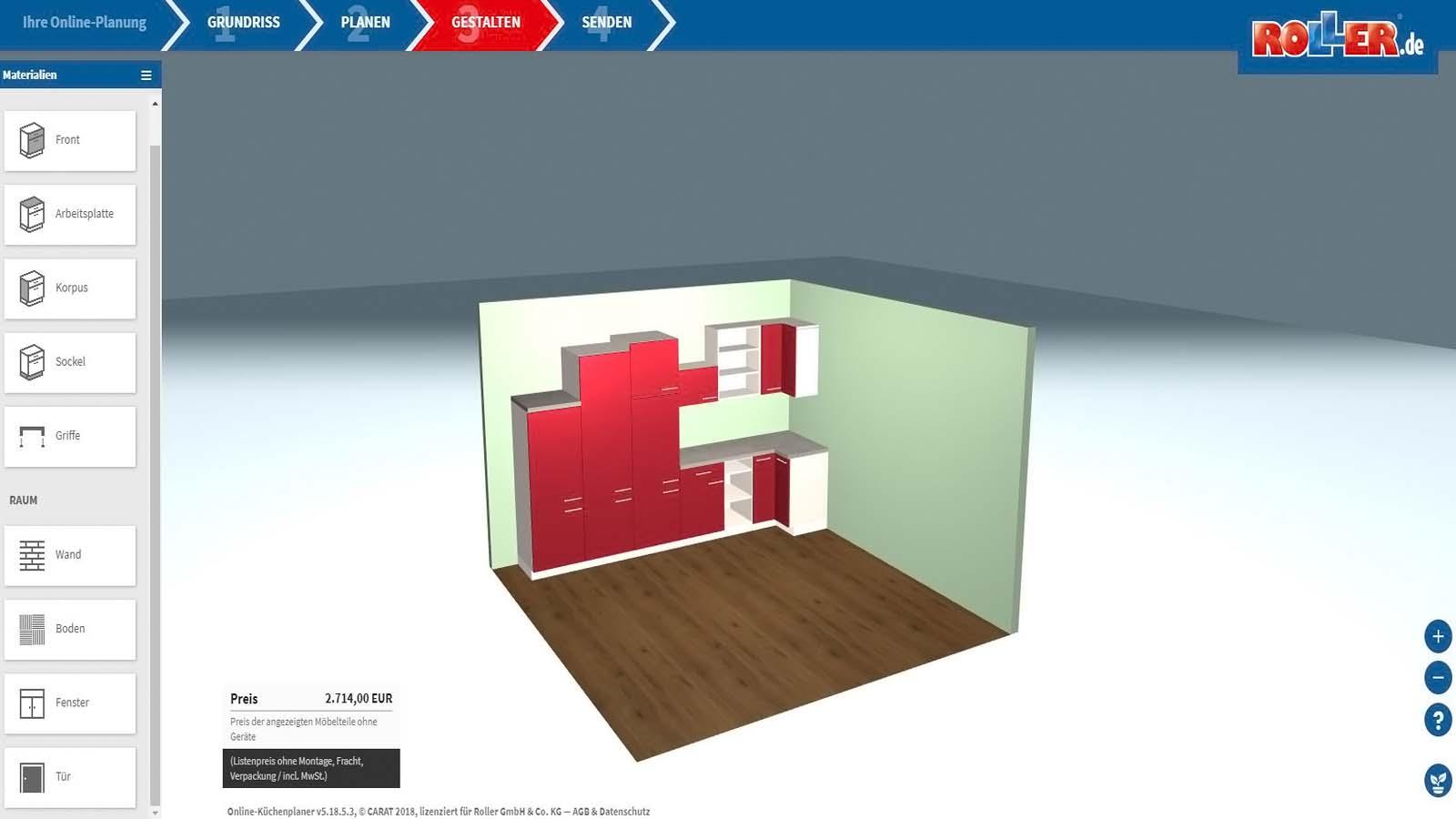 Kuchenplaner App Deine Neue Kuche Einfach Kostenlos Planen In Ios