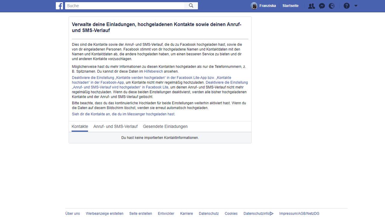 Finden personen auf ohne namen facebook Ohne Account