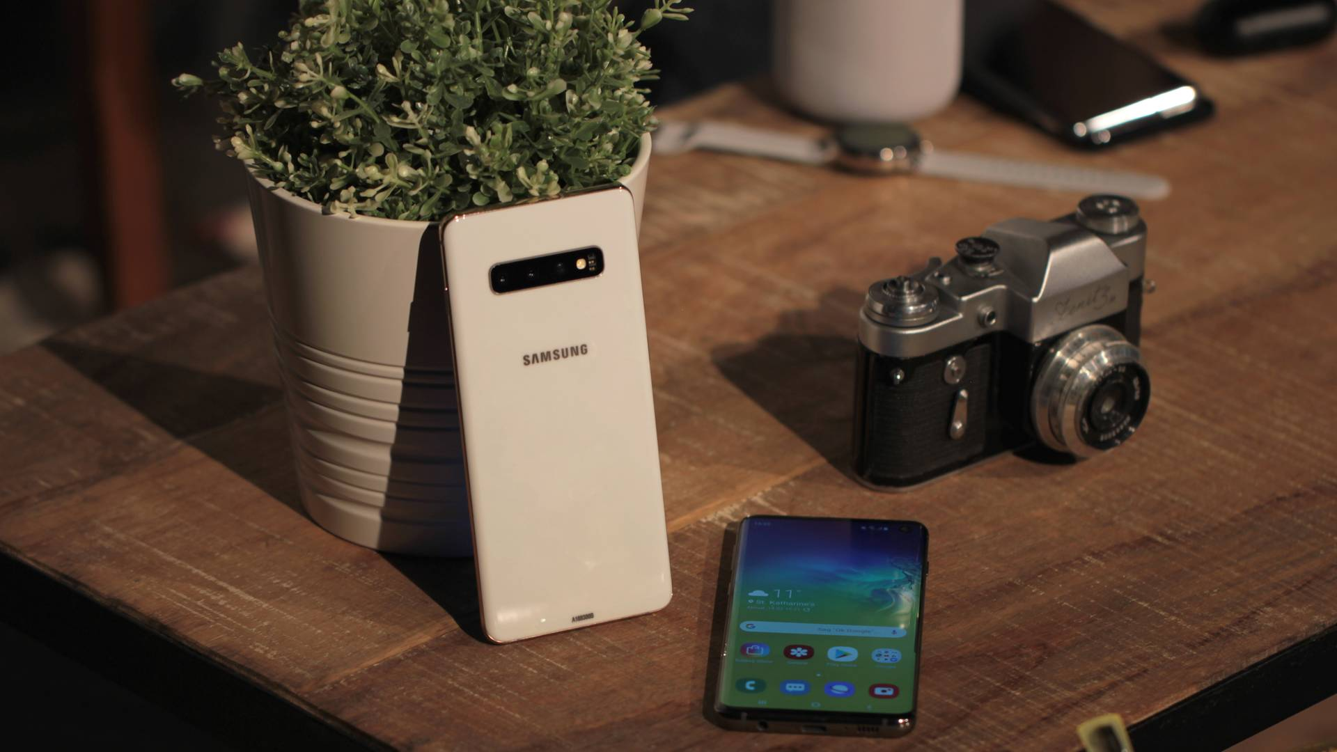 Galaxy S11: Samsung schützt die Namen einiger Kamera-Features