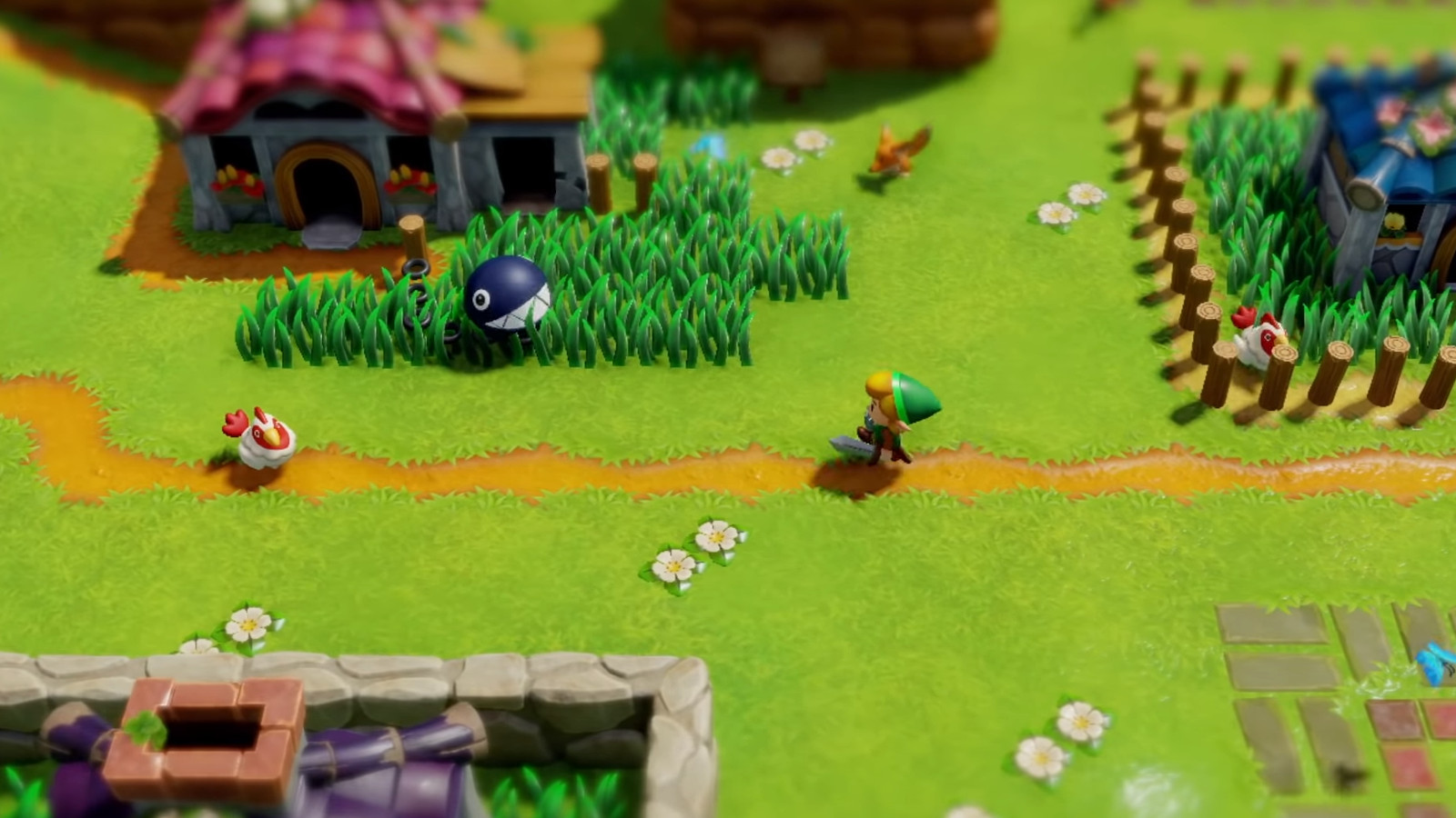 Zelda Links Awakening Kommt Als Niedliches Remake Auf Die Switch