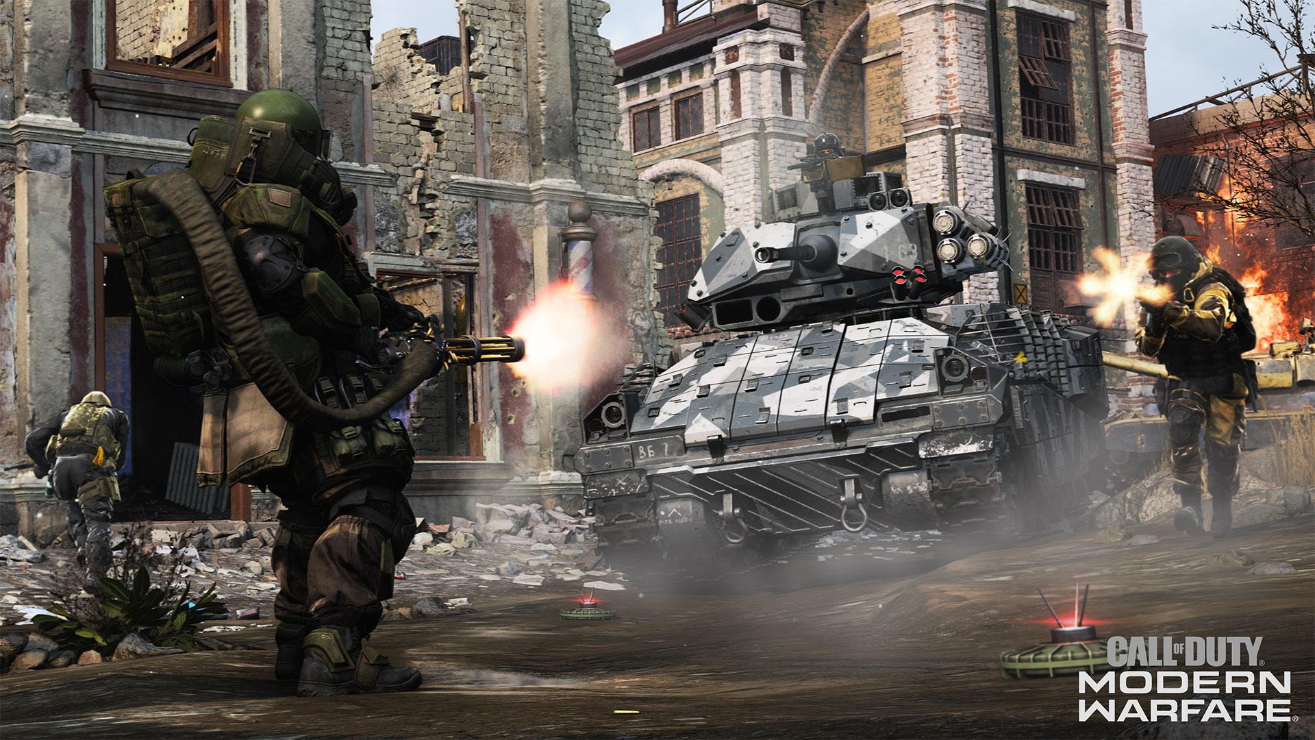 """""""Call of Duty: Modern Warfare"""" schafft das Prestige-System ab"""