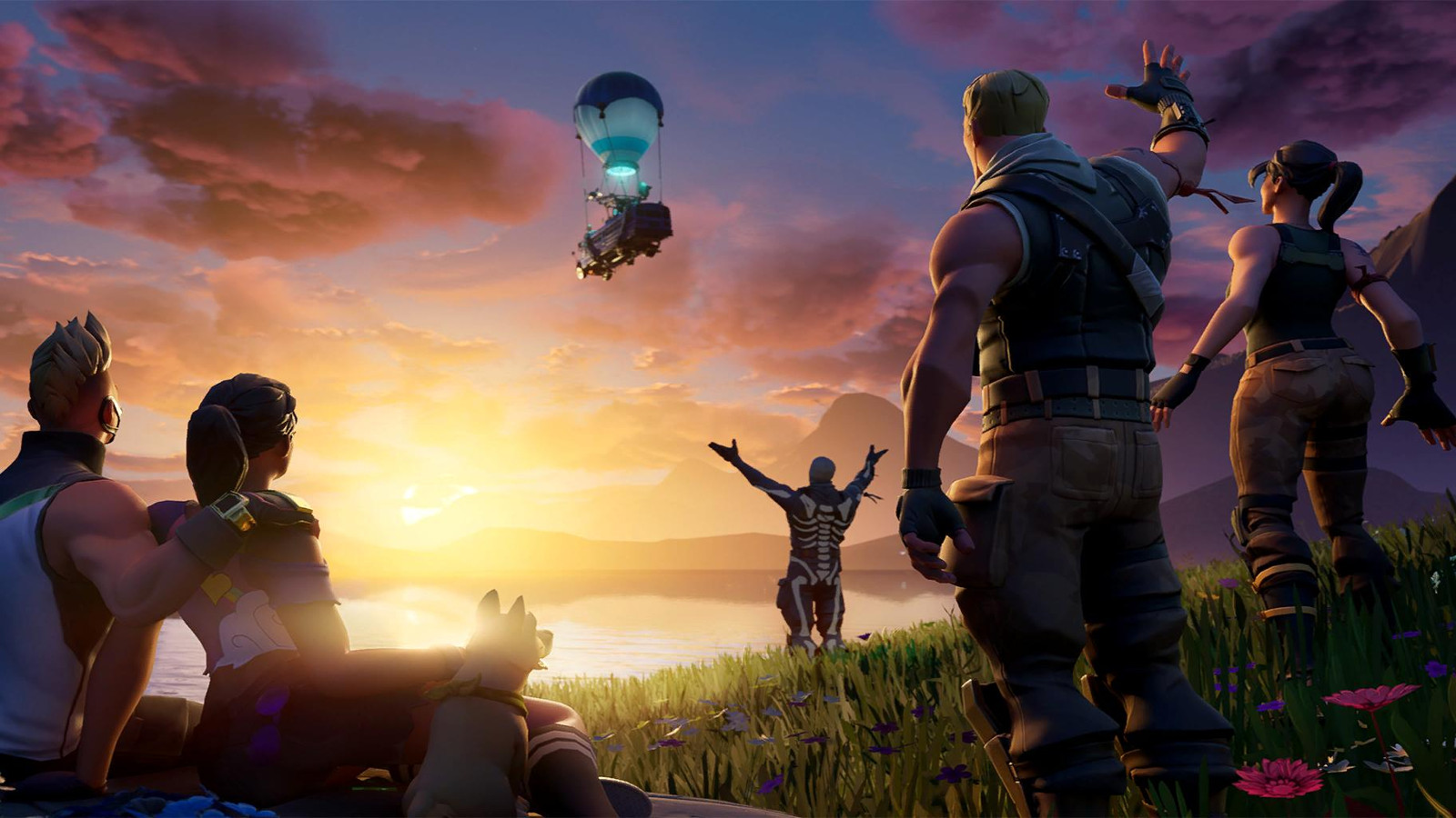 """Fortnite""-Trailer geleakt! Season 11 bringt neue Map, Angeln & Boote"