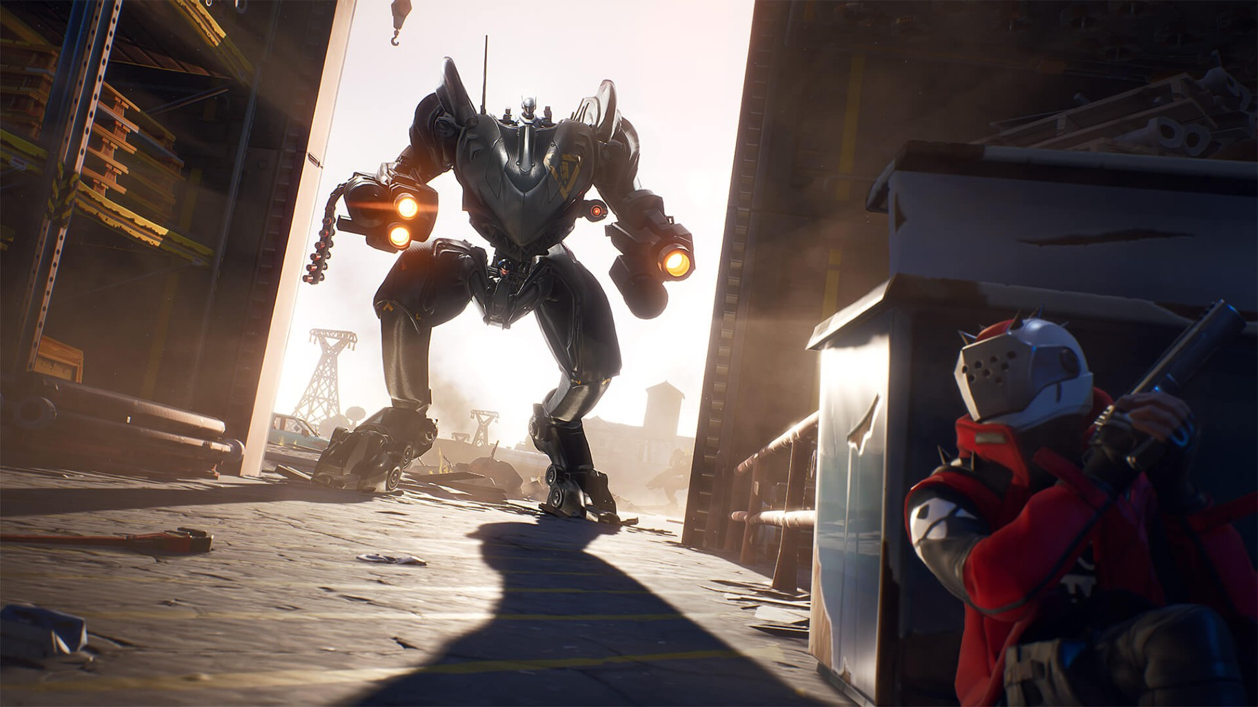"""Epic Games sagt: Der """"Fortnite""""-Mech ist absichtlich zu stark"""