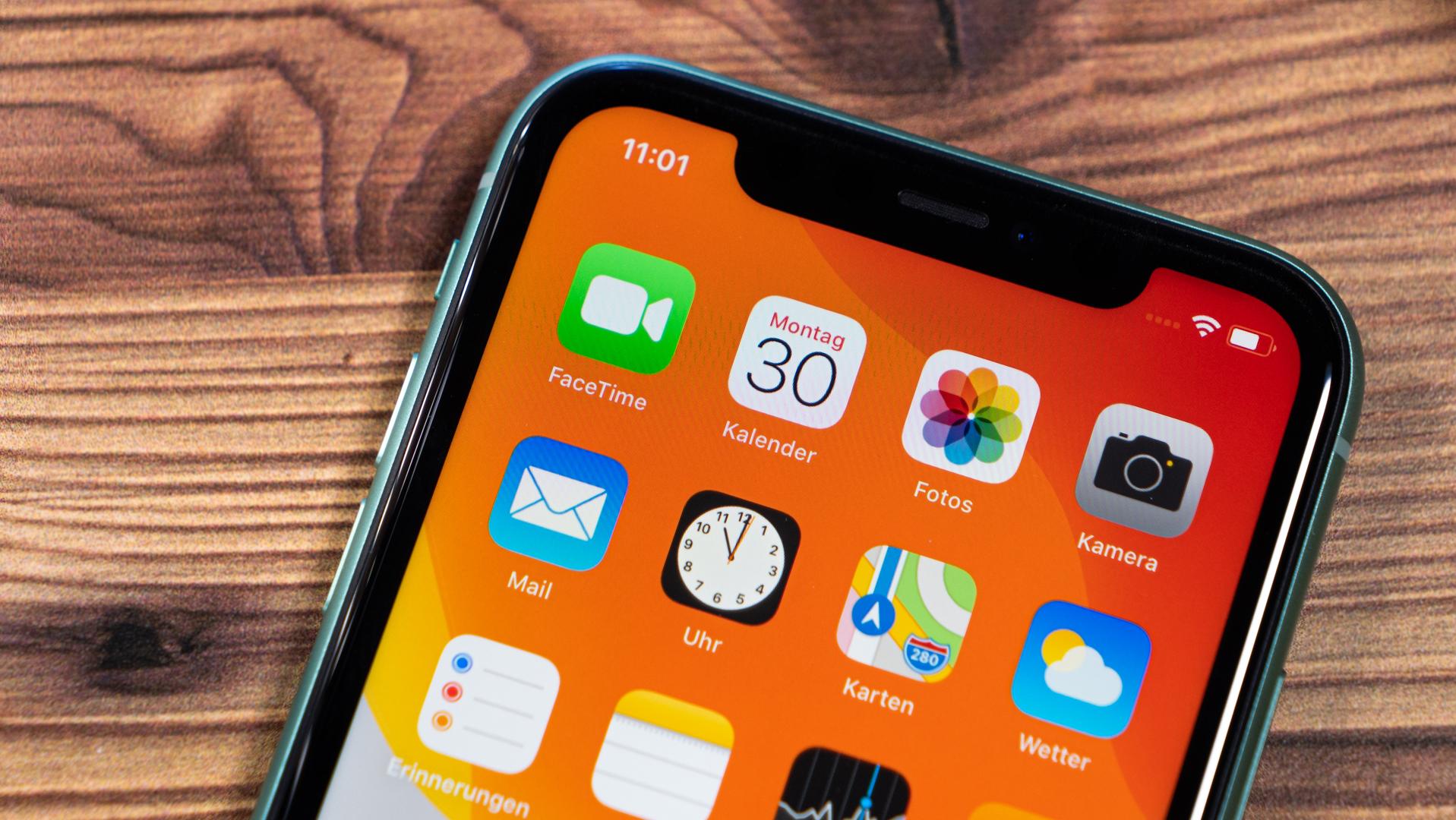 Chip im iPhone 11 ist doppelt so schnell wie die Konkurrenz