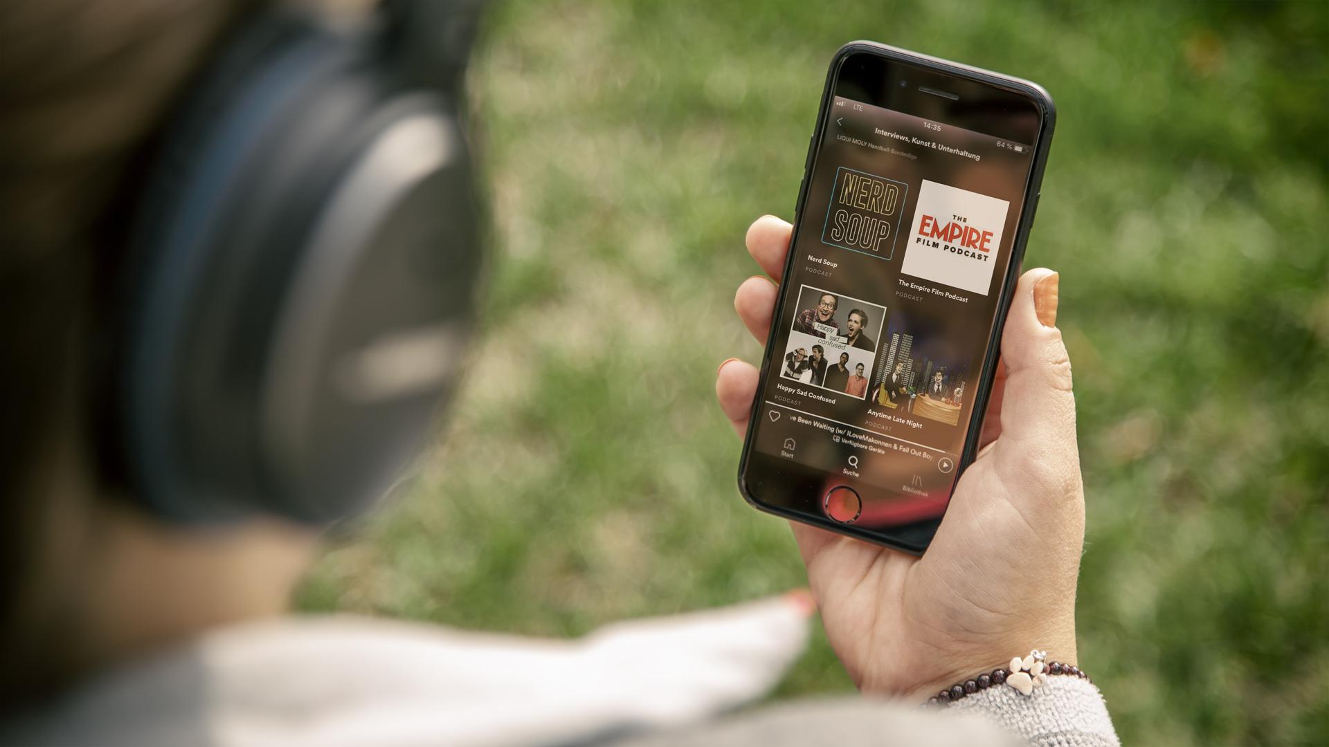 Die musst Du hören: 11 Podcast-Tipps für Film- und Serienfans