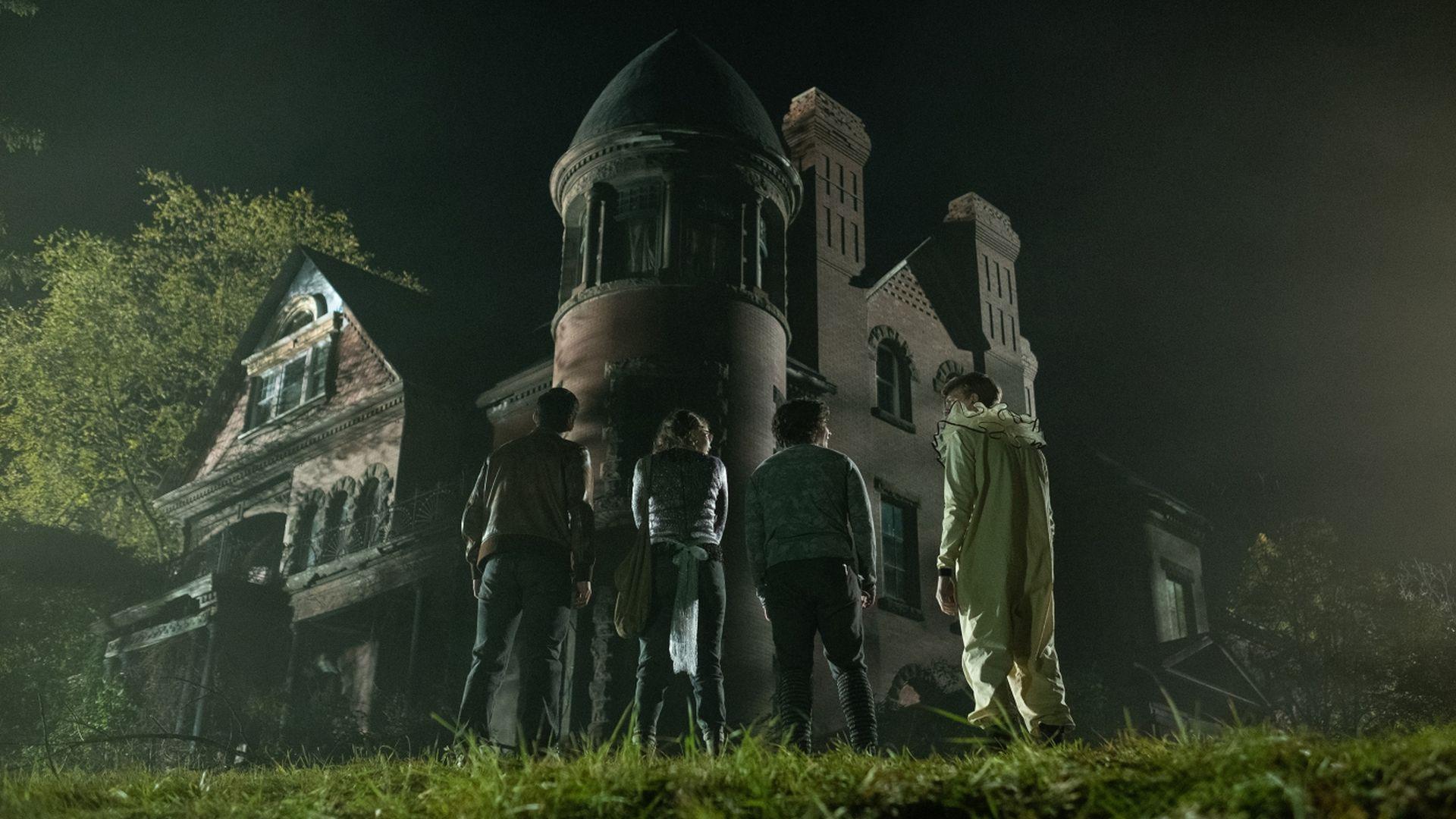 """""""Scary Stories to Tell in the Dark""""-Kritik: Horror für Teenies"""
