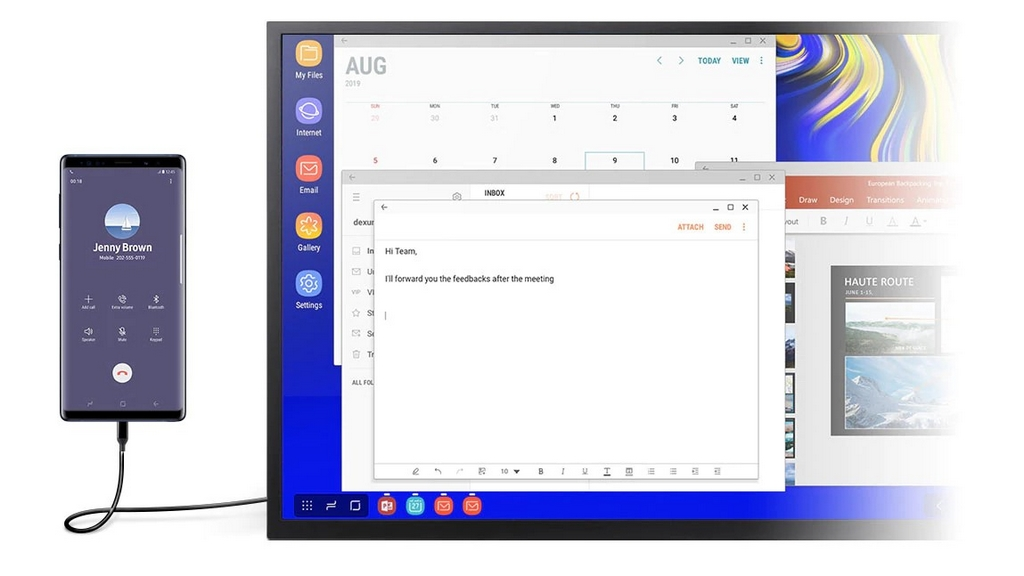 Samsung gibt Plan auf, der Linux auf Smartphones bringen sollte