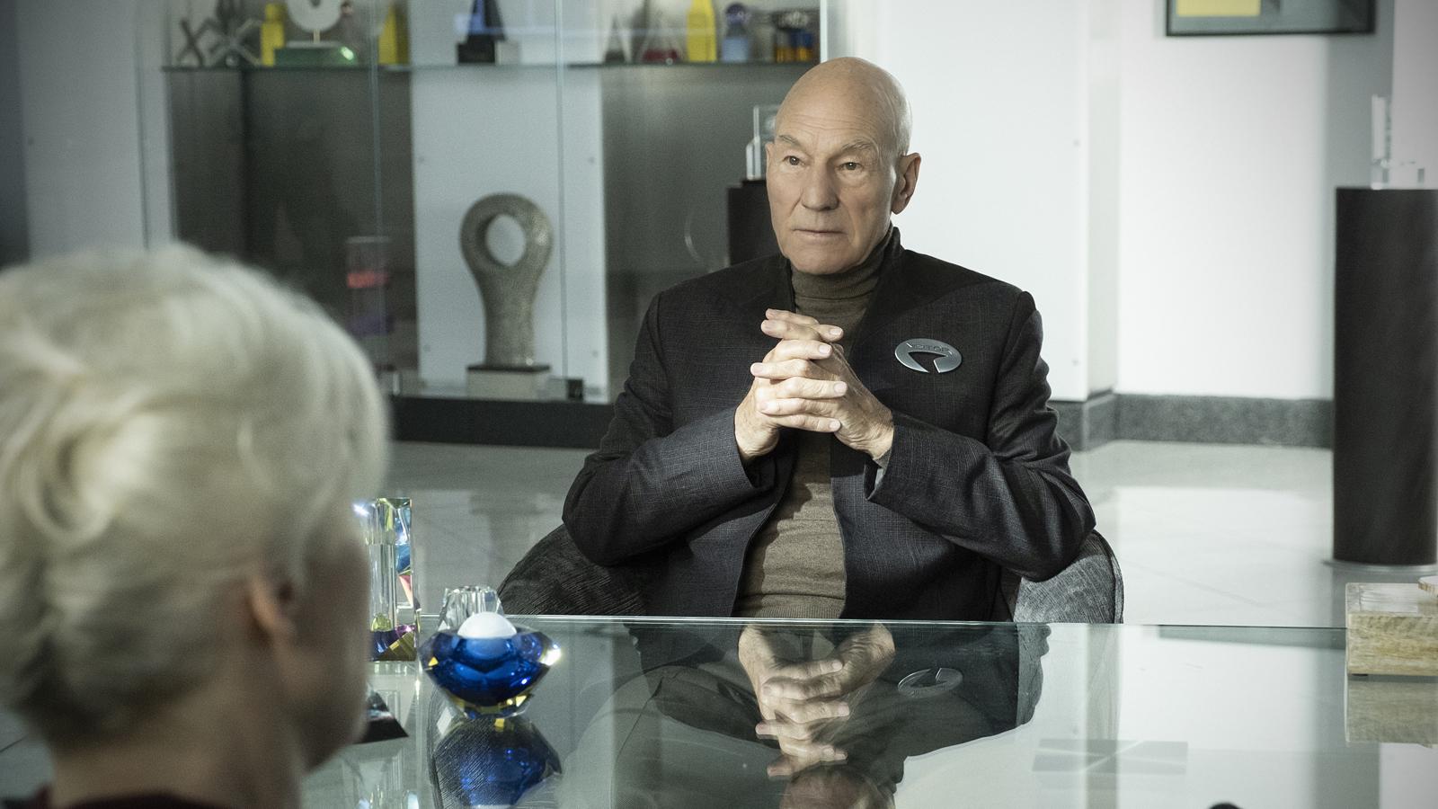 """""""Star Trek: Picard"""": Produzent gibt Update zu möglicher Staffel 2"""
