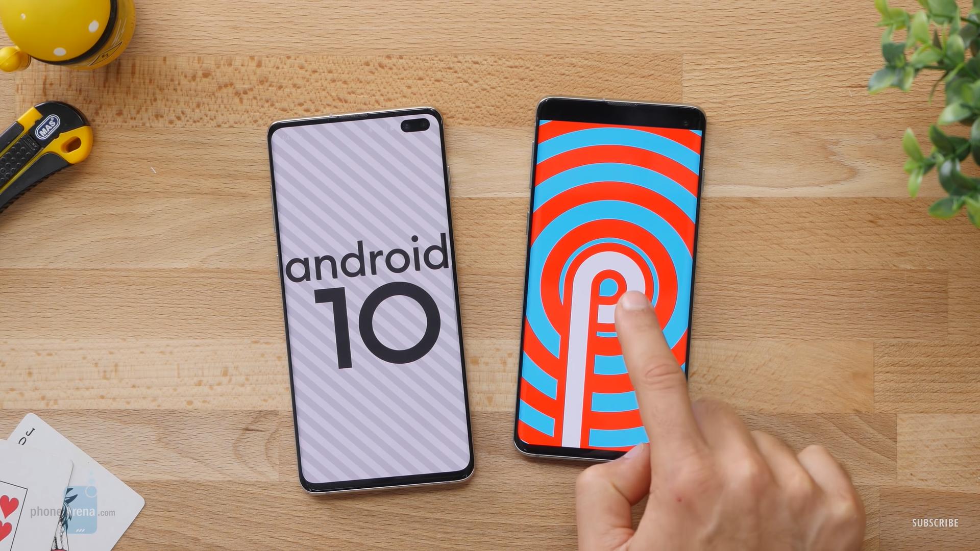 Android 10 für Galaxy S10: Beta-Rollout startet – das ist alles neu