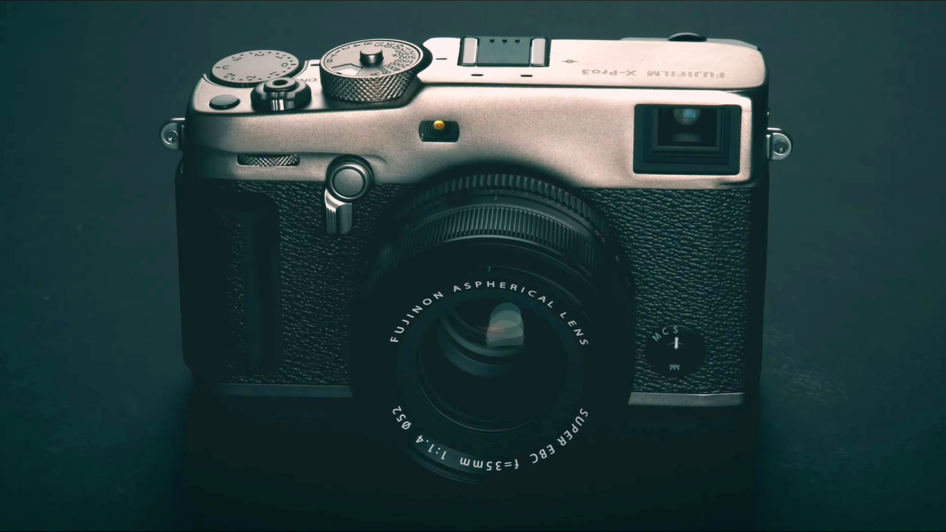 Fujifilm präsentiert robuste Systemkamera X-Pro3