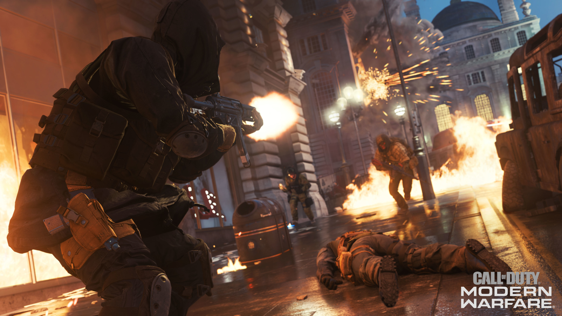 """Call of Duty: Modern Warfare"": Neuer Patch schwächt Waffen erneut ab"