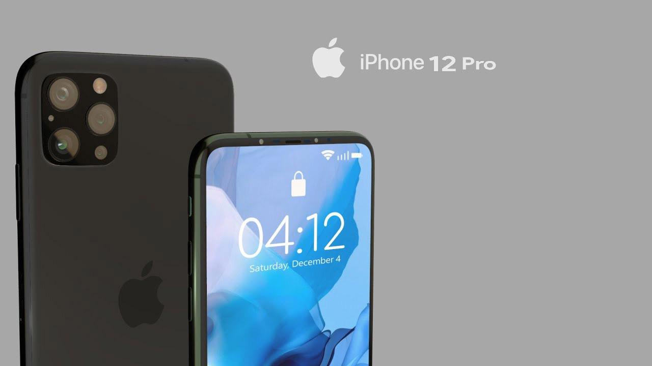 iPhone 12 Pro: Konzept zeigt kommendes Smartphone ohne Notch