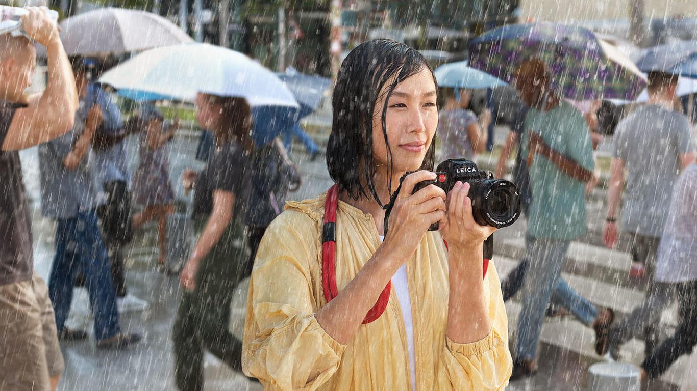 Leica SL2: Spiegellose Kamera mit 47-MP-Vollformatsensor vorgestellt