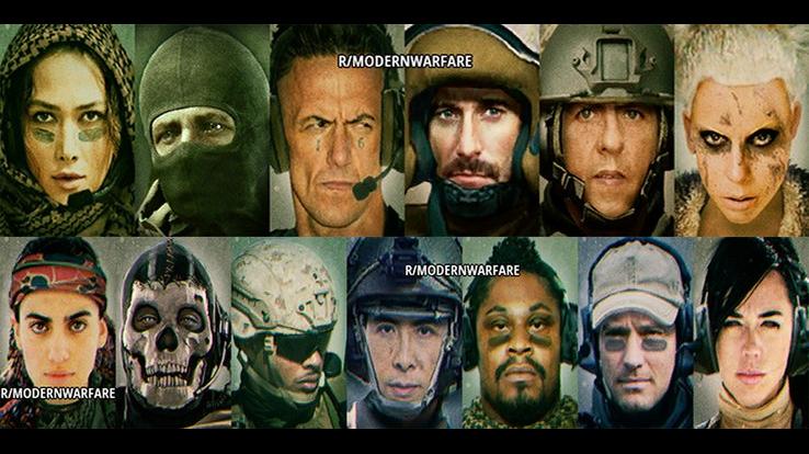 """""""CoD: Modern Warfare"""": 13 neue Operatoren geleakt, darunter Ghost"""