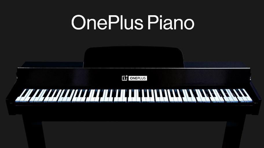 OnePlus Piano: Klavier aus 17 OnePlus 7T Pro geht auf Mini-Tour
