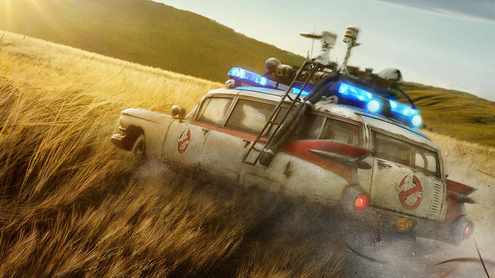 """Keine Geistererscheinung: Der """"Ghostbusters: Legacy""""-Trailer ist da"""