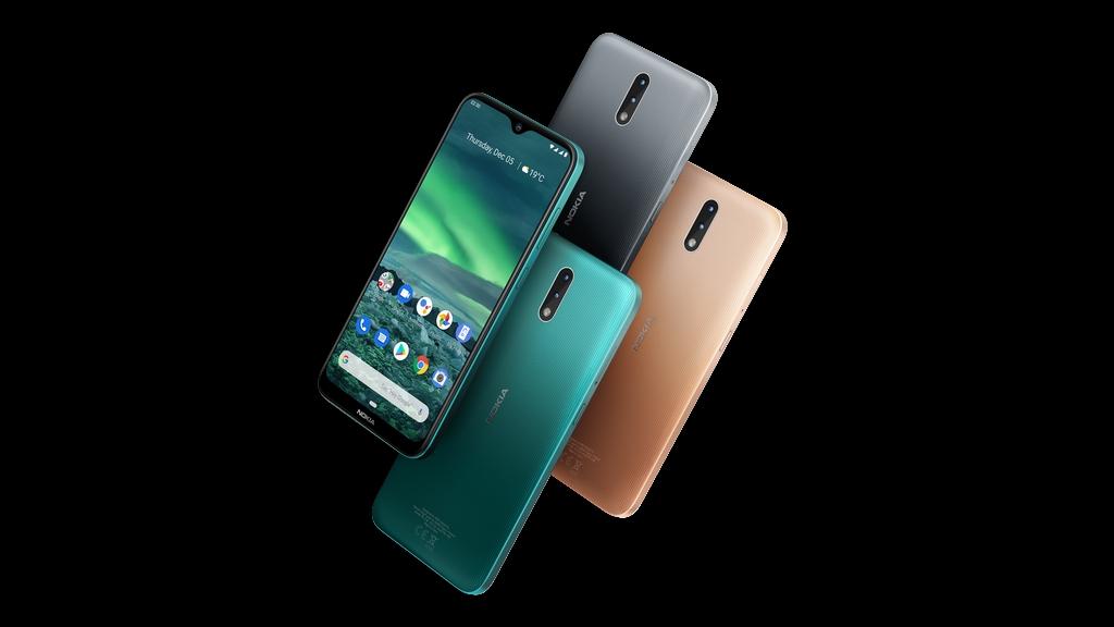 Nokia 2.3: Neues Einsteiger-Smartphone kommt noch in diesem Jahr
