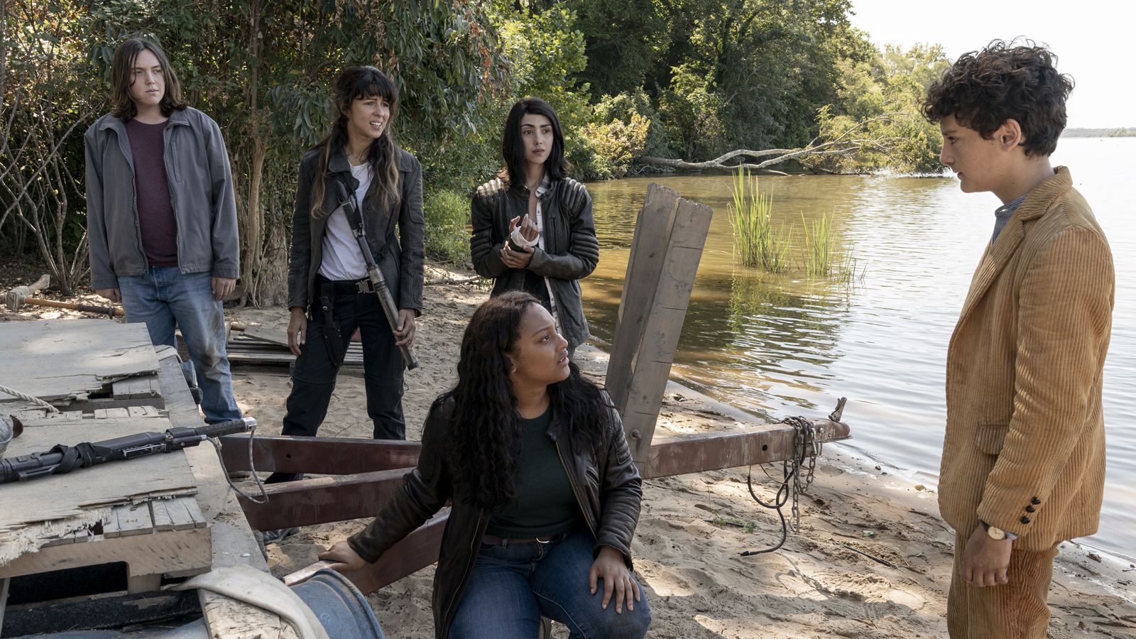 """The Walking Dead""-Spin-off startet im April – als Miniserie!"