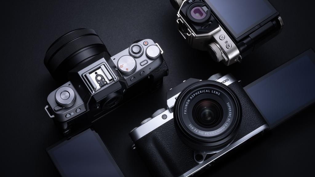Fujifilm X-T200: Neue Systemkamera mit Touchscreen für junge Kreative