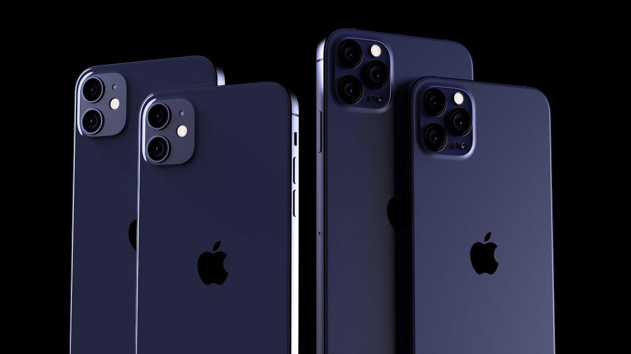 iPhones 2020: Weitere Details zu allen vier iPhone-12-Modellen