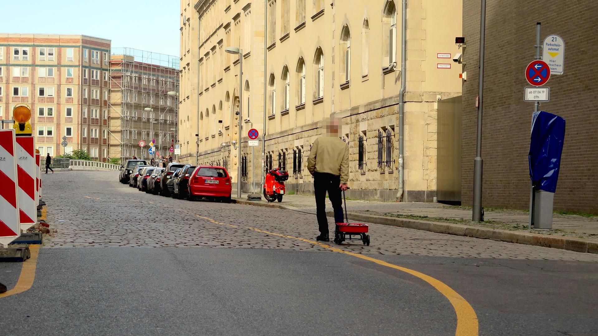 Berliner Künstler trickst Google Maps aus & erzeugt virtuellen Stau